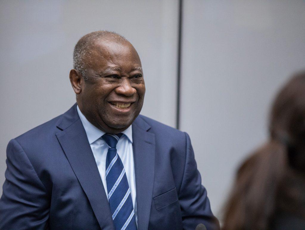 L'ancien président de Côte d'Ivoire, Laurent Gbagbo