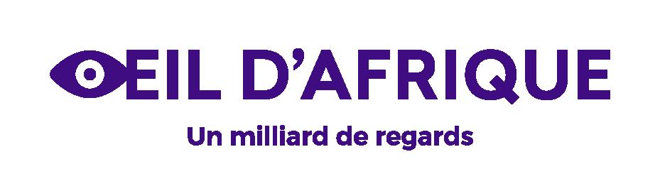 Logo Oeil d'Afrique 2021