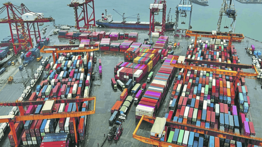 Le commerce progresse, malgré la Covid-19